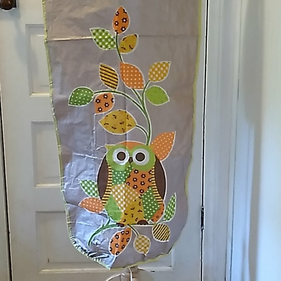 Vintage 1970s ironing board cover